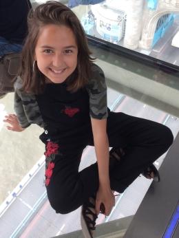 Violeta Niña